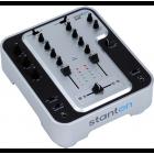 MIXEUR DJ COMPACT 2 CANAUX STANTON - M-202