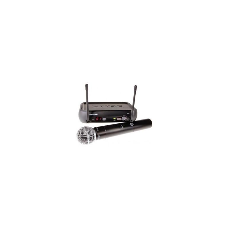 micro sans fil professionnel pour le chant la parole pgx 24 sm58. Black Bedroom Furniture Sets. Home Design Ideas