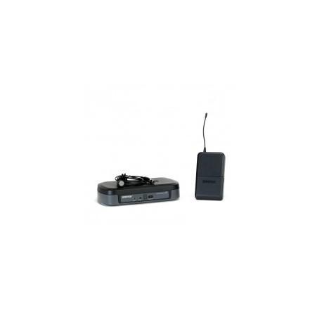 Récepteur & émetteur Ceinture Micro Lavalier SHURE PG14 PG 185 M10