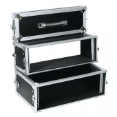FLIGHT CASE UNIVERSEL POUR LECTEUR DOUBLE RELOOP CASE PRO HE3 CD PLAYER