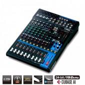 MG12XU Yamaha console de mixage analogique 12voies ...