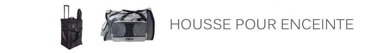 HOUSSE POUR ENCEINTE
